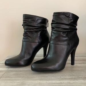 INC Ankle Boot in Black.